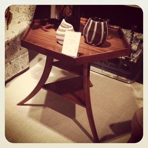 .@tobifairley | Danish-inspired table #mrandmrshoward #sherrillfurniture #hpmkt | Webstagram - the best Instagram viewer
