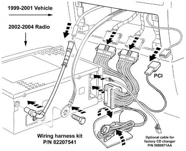 2004 jeep wrangler radio wiring harness diagram  1987