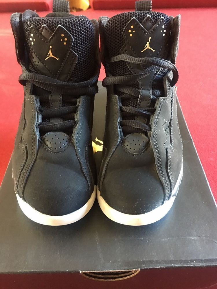 6c43ed215258a7 Jordan True Flight BP Boys Shoes Size 11.5 Black Metallic Gold-Black   fashion  clothing  shoes  accessories  kidsclothingshoesaccs  boysshoes  (ebay link)