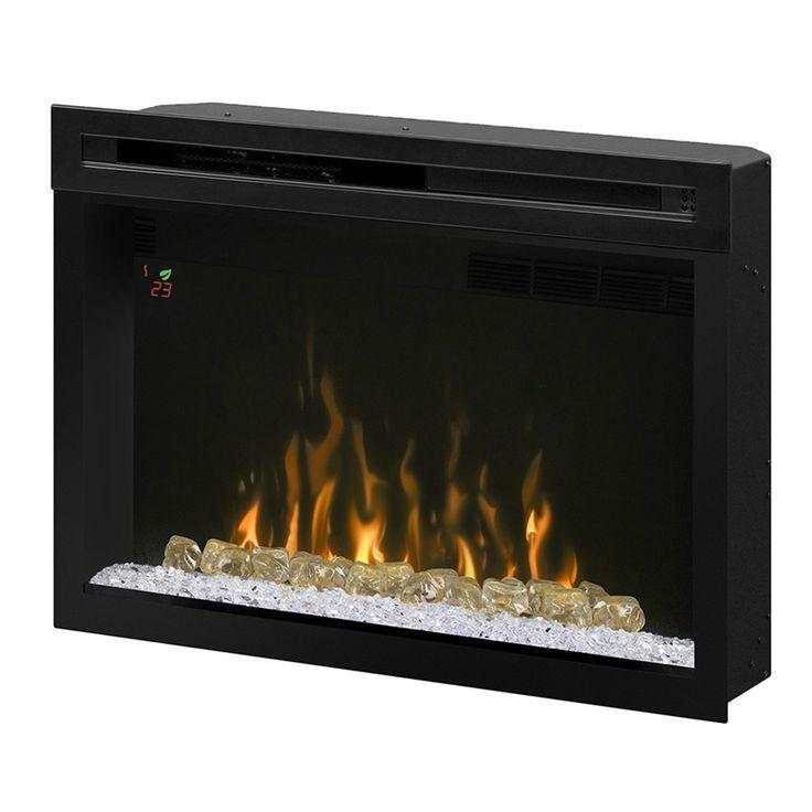 Dimplex 33 Multi Fire Xd Electric Fireplace Insert Acrylic Ice