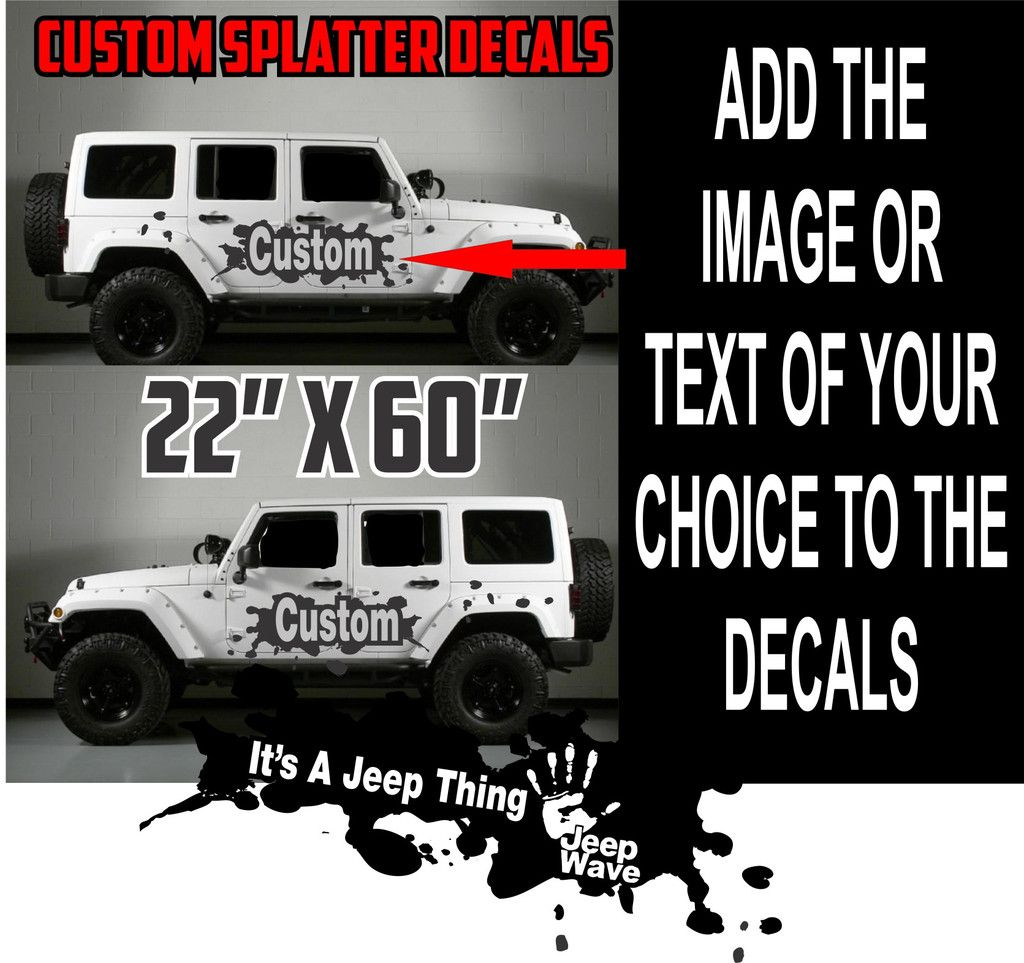 Distressed American Flag With Eagle Hood Decal Wide Version - Custom windo decals for jeepsjeep hood decals and stickers custom and replica jeep decals now