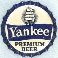 Yankee Premium, beer bottle cap | Ruppert, Jacob (brewery), New York, New York USA | cap used 1960-1965