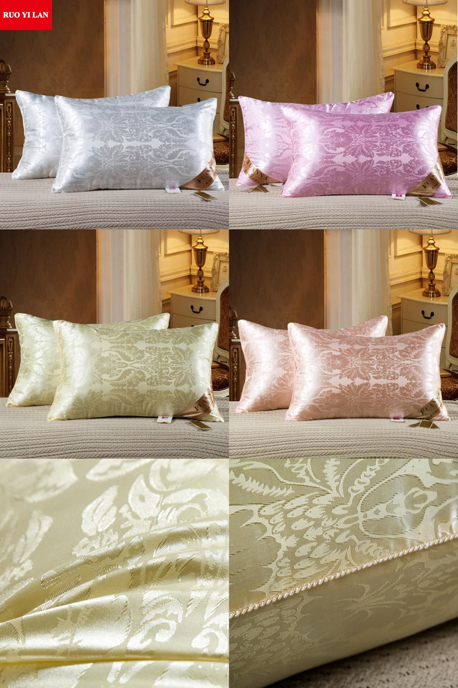 Visit to buy a pair pillow hotel throw pillows feather silk