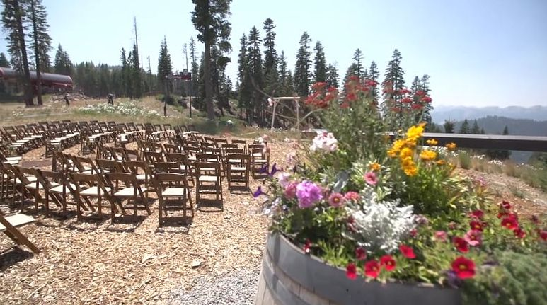 Northstar California Resort Truckee CA Wedding Venue (With ...