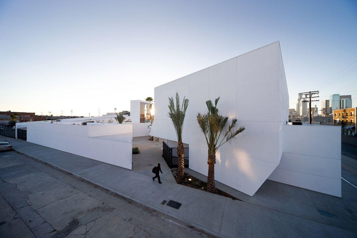 Inner-City Arts, Los Angeles, California, United States - Michael Maltzan Architecture