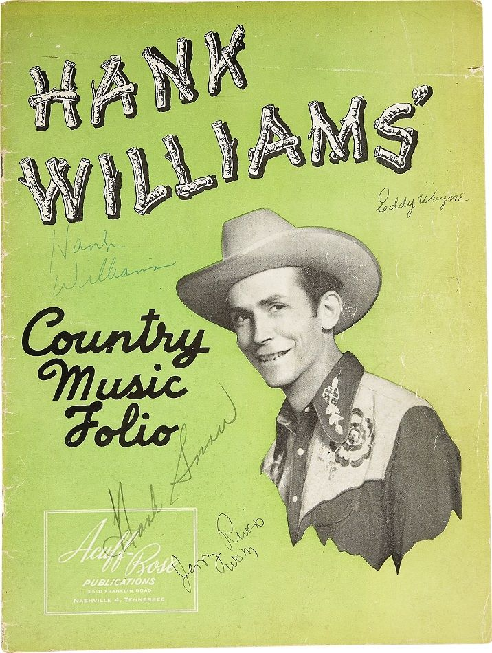 Celebrity Collection Hank Williams These Americans T A Hank Williams Classic Country Artists Hank Williams Sr