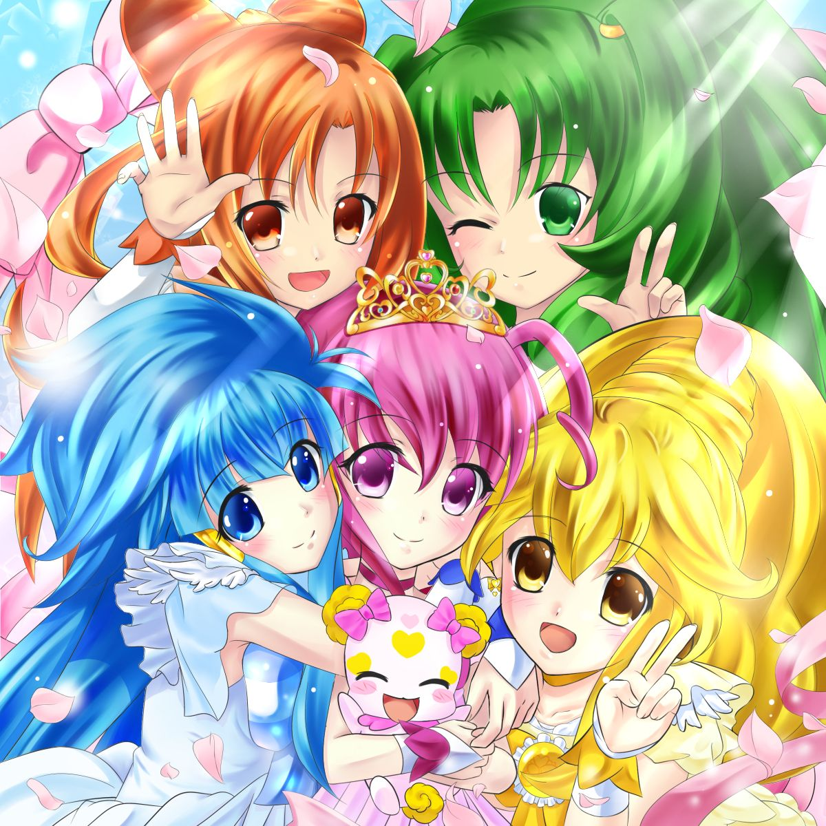 Pinterest in 2020 Anime, Smile pretty cure, Anime images
