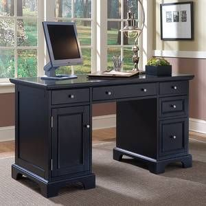 Louisville Furniture Craigslist Pedestal Desk Black Computer Desk Home Styles