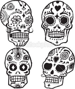 Lizenzfreie Archiv-Vektordarstellungen & Grafiken: Mexican style ...