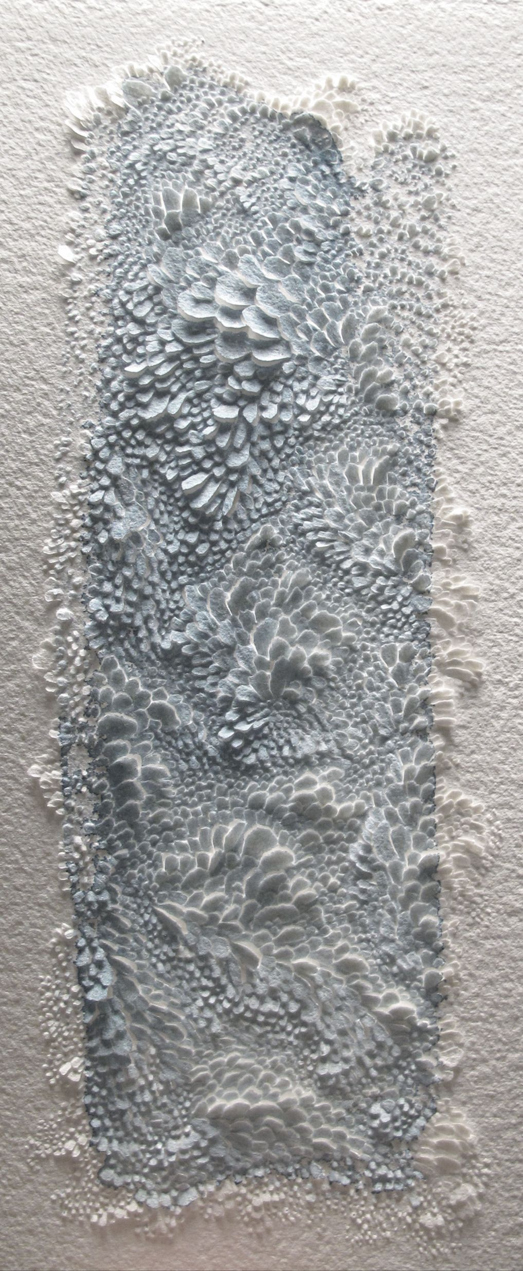 Basrelief Aquarelle Torchon Clauren Papier Collin Grain