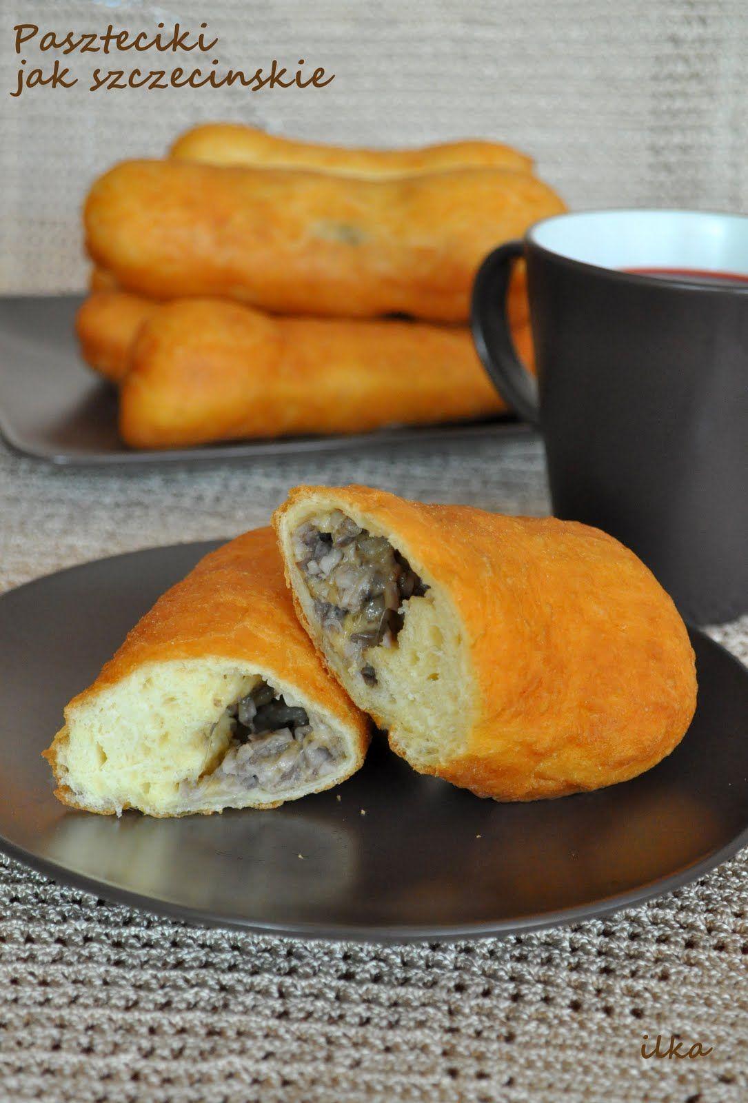 Paszteciki jak szczecińskie Polish egg roll to dip in soup