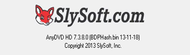 SlySoft AnyDVD HD new version has far surpassed previous capabilities. Use this software to read and alter DVD content.