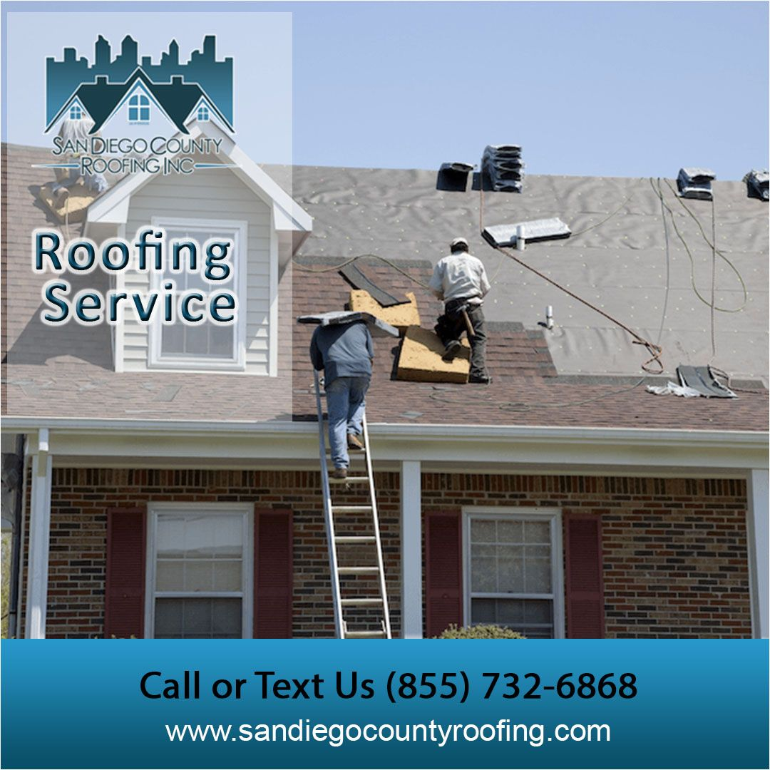 San Diego County Roofing & Solar Roofing services