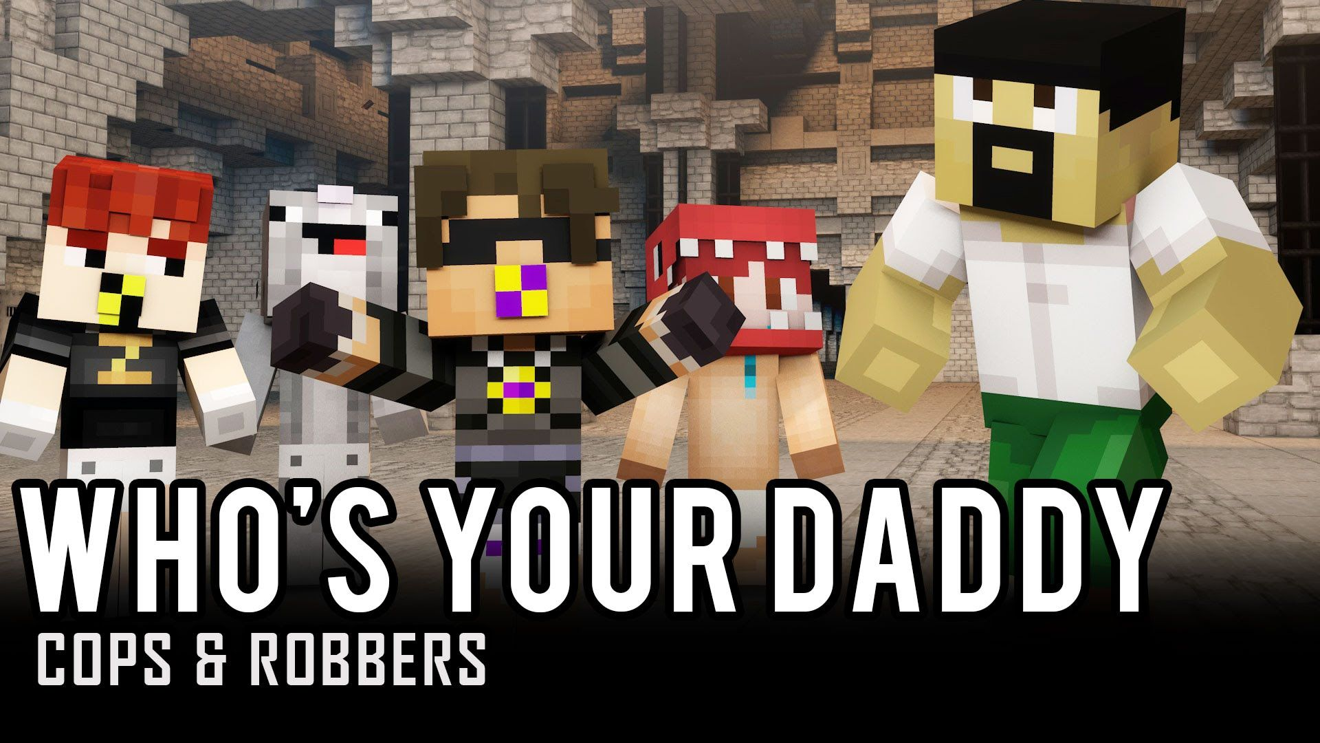 How To Get Cops And Robbers On Minecraft Pe