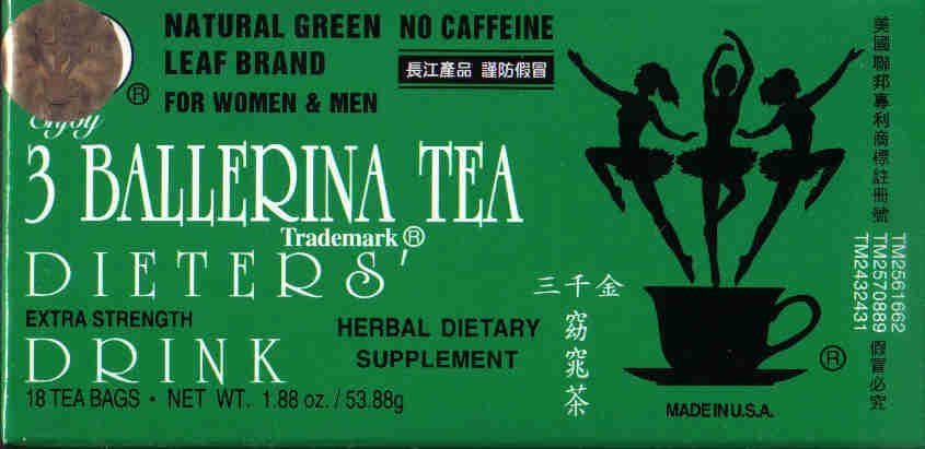 3 balerina tea fogyás áttekintés)