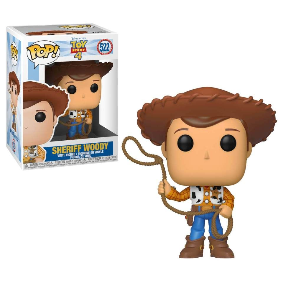 POPS DISNEY: Toy Story FUNKO: POP Bo Peep