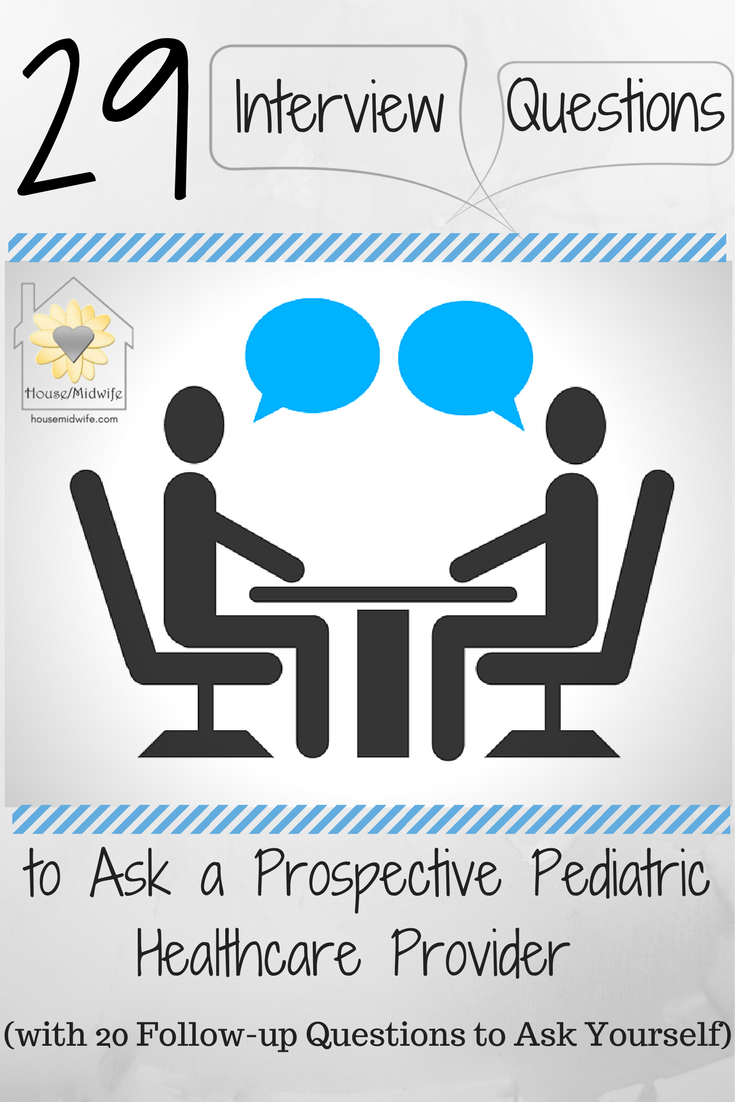 Do You Know What You Need To Ask A Pediatrician Family Practice