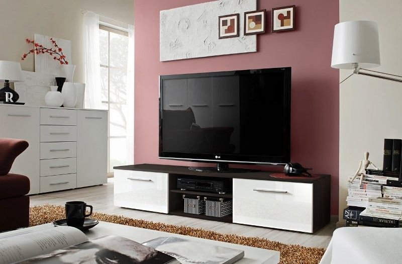 Soto 5 Tv units, TVs and Tv stands