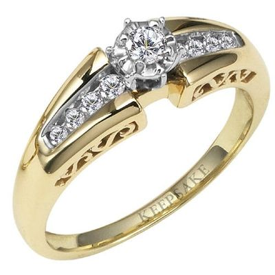 Walmart Jewelry Engagement Rings 14 Karat Gold 1 4 Diamond Ring For 348 00 Find That Rin Cheap Wedding Rings Walmart Wedding Rings Cheap Mens Wedding Rings