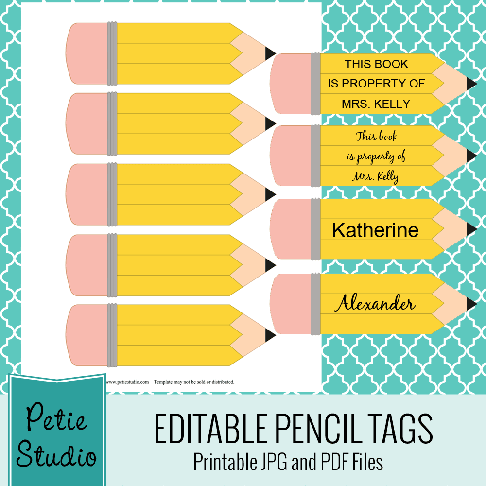 Exclusive free printables free printable filing and craft for Crayon label template