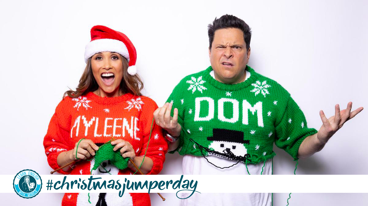 Happy Christmas 🎅 Jumper Day! On Christmas Jumper Day, celebrated today, Friday Dec 13th, wear ...