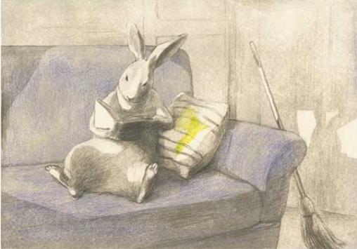Animal Readers / Animales lectores (ilustración de Okada Chiaki)
