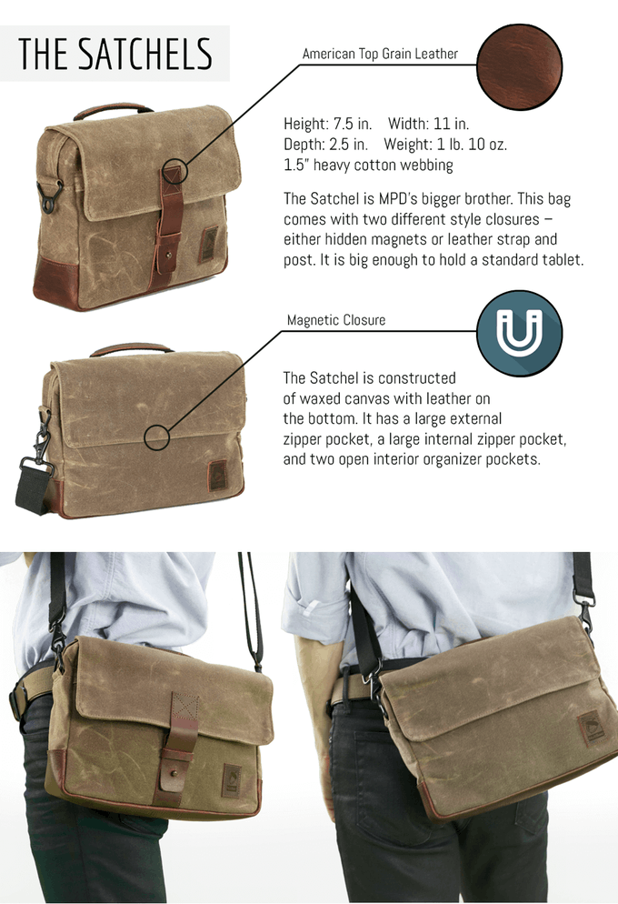8b7637cab7 NutSac -- American Made Bags for Men by NutSac — Kickstarter ...