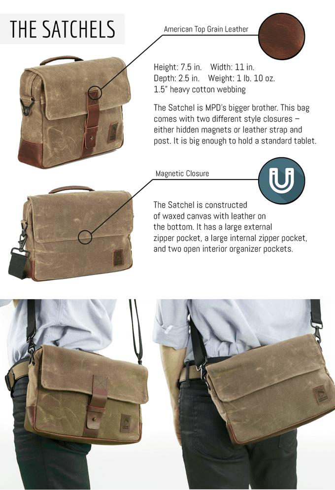 89a0c2fe7 NutSac -- American Made Bags for Men by NutSac — Kickstarter ...