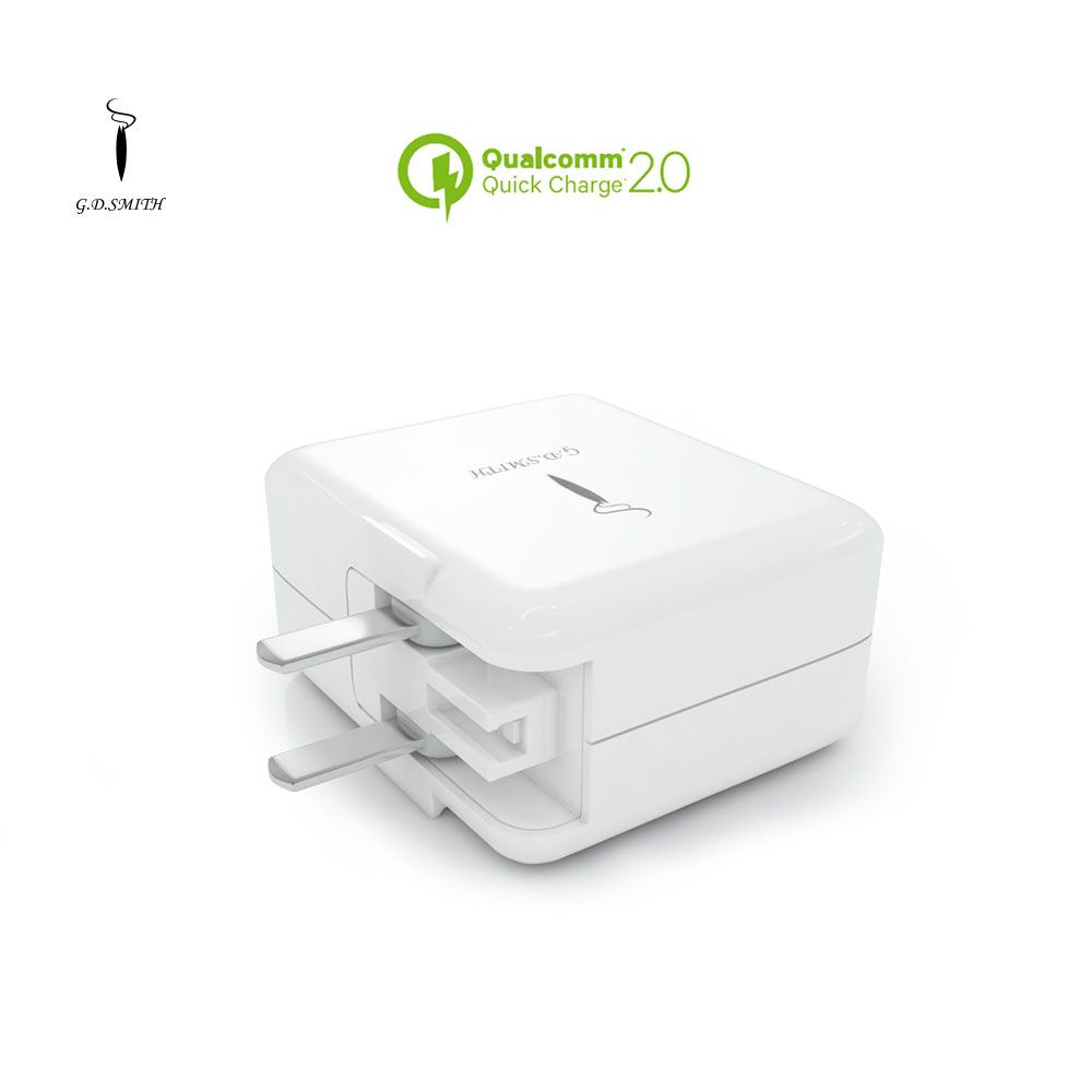 Find More Chargers & Docks Information about QC2.0 USB Charger 1 ...