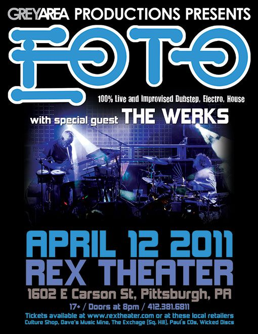 2011 04 12 Eoto Rex Theater With Images Eoto Improvisation Cool Pictures