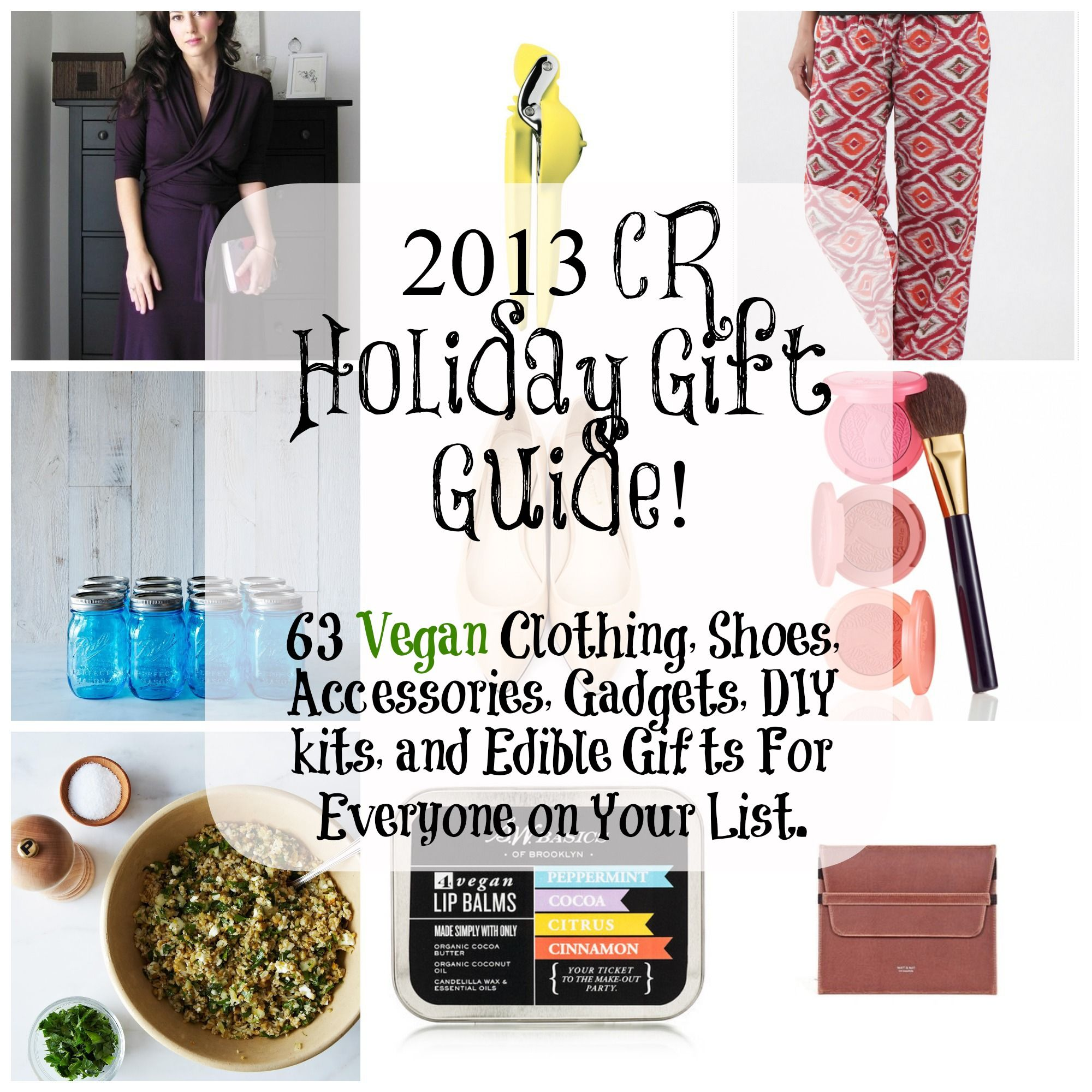 21 Vegan Gift Ideas 2018 for Your Friends, Family, & Love (Him / Her ...