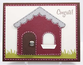 Congrats New House Card Cards Pinterest New Houses House