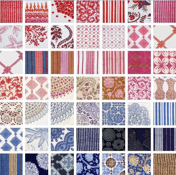 John Robshaw fabric