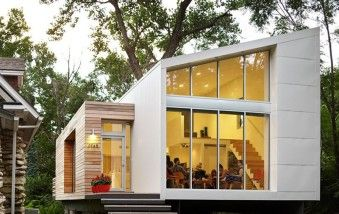 Designed to Boost Creativity: Contemporary Madison Residence in Kansas City, USA