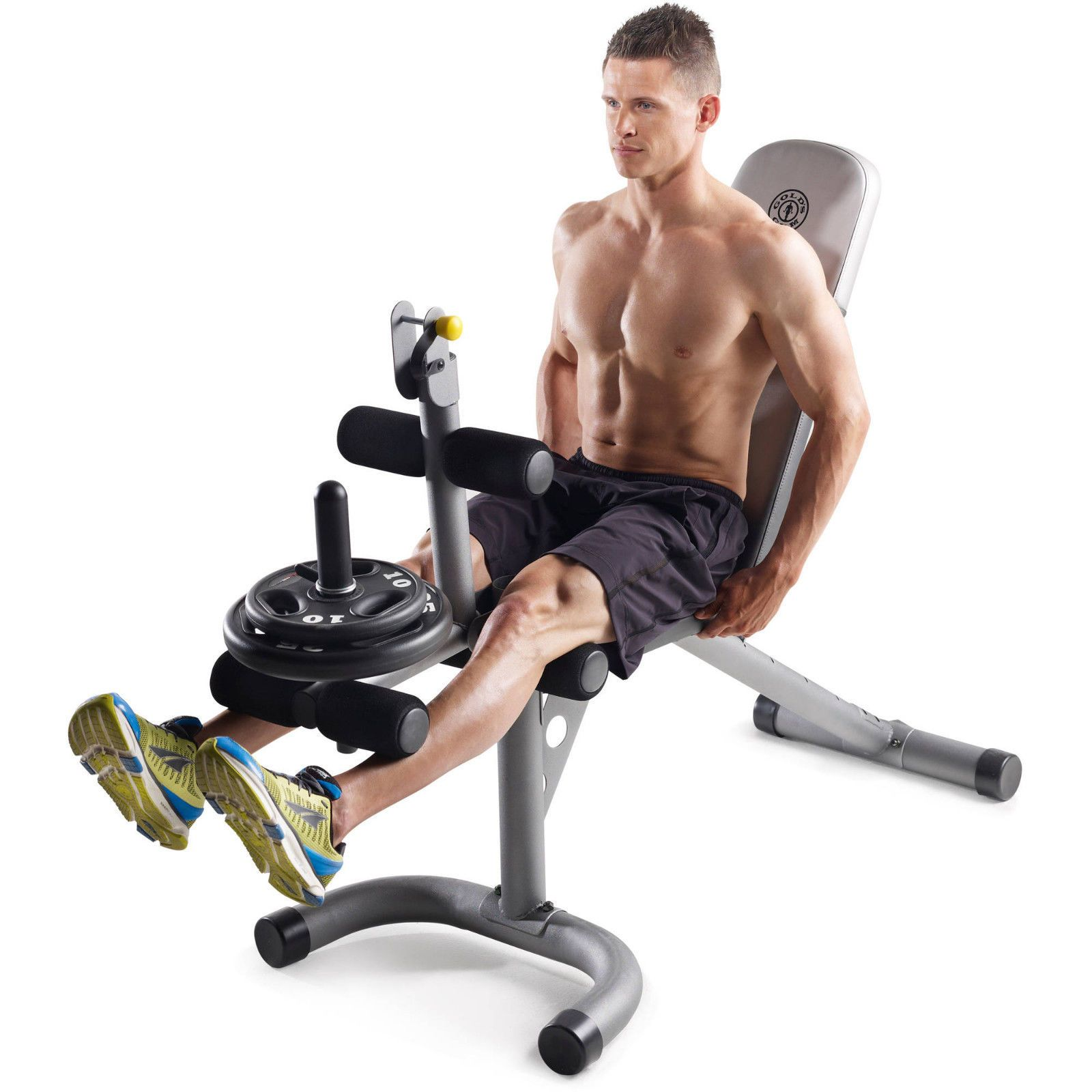 Gym Equipment Legs: Fitness Equipment For Abs Workout Exercise Adjustable