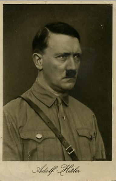 By request for woodendreams. This is Hitler in 1931.