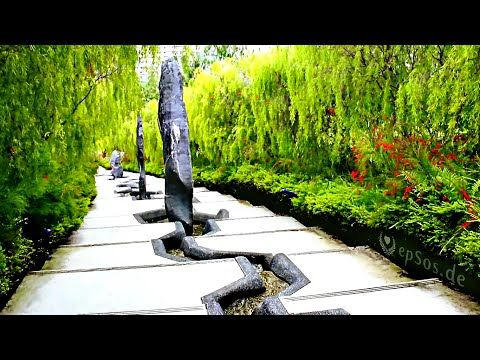 Beautiful Garden Path In Singapore Water Recyled Ofcourse N