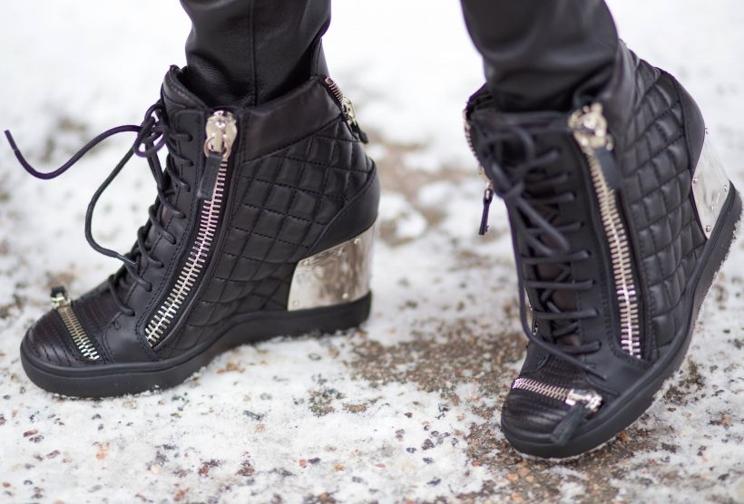 Giuseppe Zanotti platform sneakers