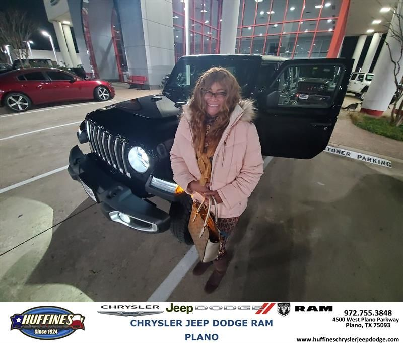 Happyanniversary To Barbara And Your 2020 Jeep Wrangler Unlimited From Travis Hallman At Huffines Chrysler Jeep Dodge Ram Plano Huffinesdelivers Huffinesh In 2021 Jeep Chrysler Jeep Happy Anniversary