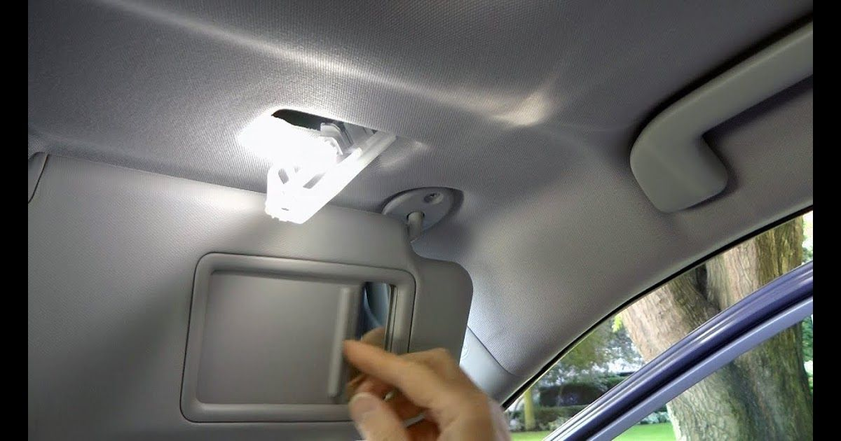 With Vanity Mirror Illumination Some Sun Visors May Incorporate A Vanity Mirror For The Passengers Convenience In 2020 Vanity Mirror Mirror Mounted Mirror With Lights