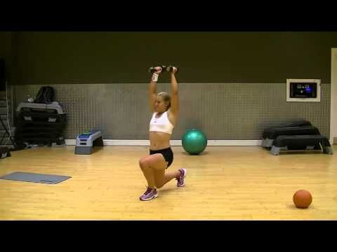 Female Fitness Model 3 Killer Exercises to Lose Weight Fast