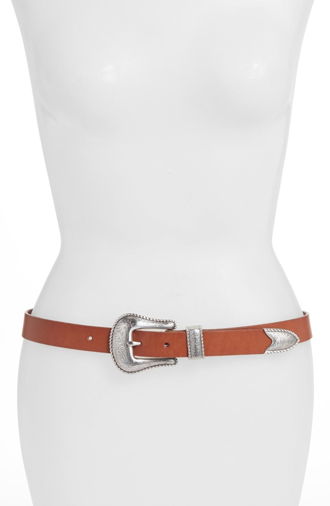 Another Line Skinny Western Belt available at #Nordstrom