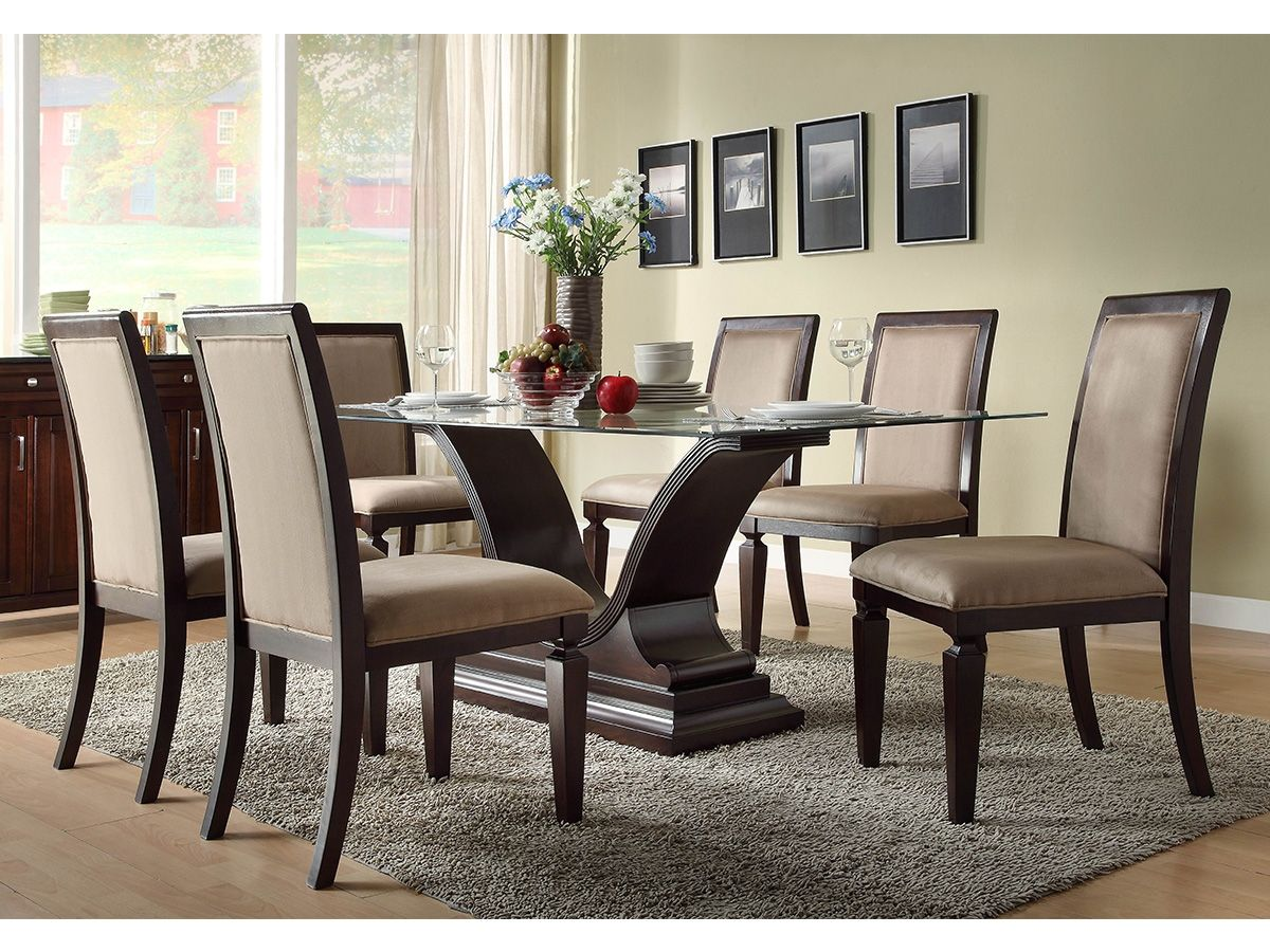 Dining Table 7 Piece Set
