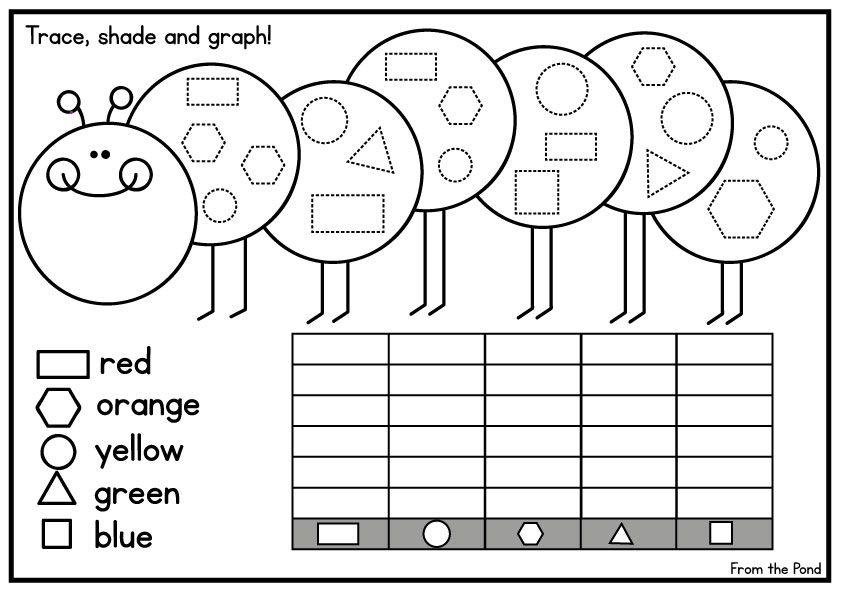 math worksheet : 2d shapes worksheet kindergarten  these are just a few 2d shapes  : Free Shape Worksheets For Kindergarten