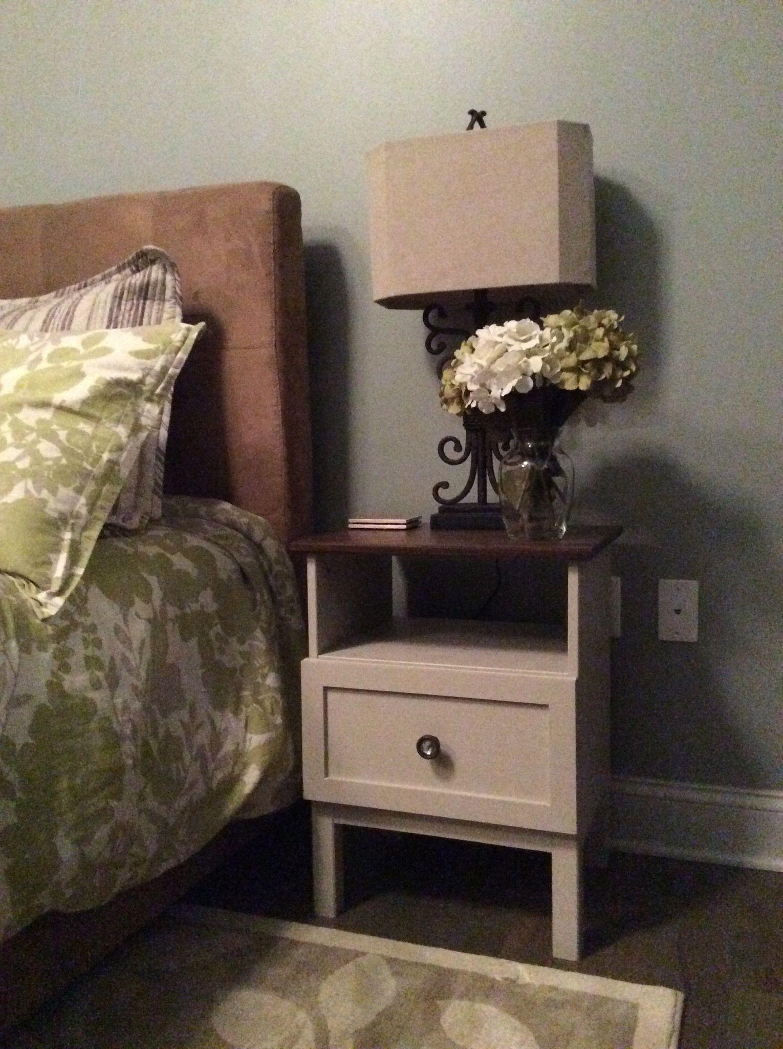 Tarva Nightstand IKEA Hack Apartments, Decorating and