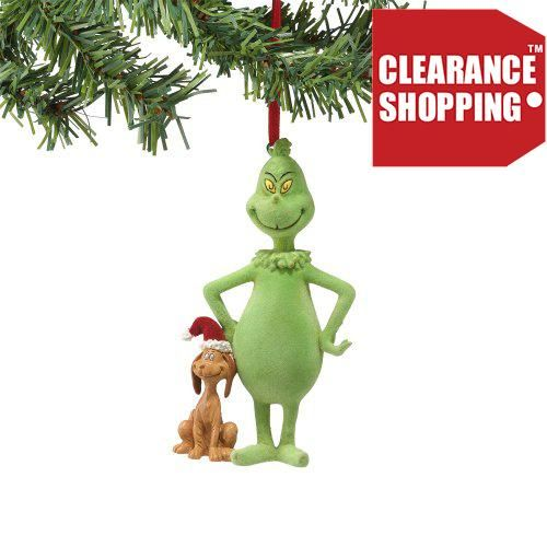 homedecor #Grinch and Max feel pretty good about giving the Who\u0027s
