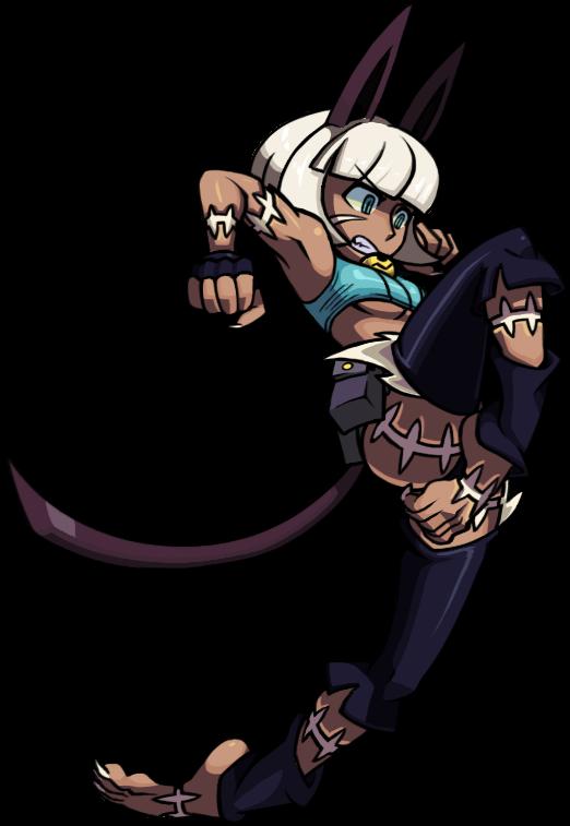 Ms. Fortune/Move List - Skullgirls Wiki