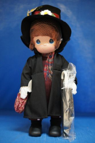Mary Poppins Chim Cha Roo 16 Doll Disney Parks Precious Moments 4918 Signed