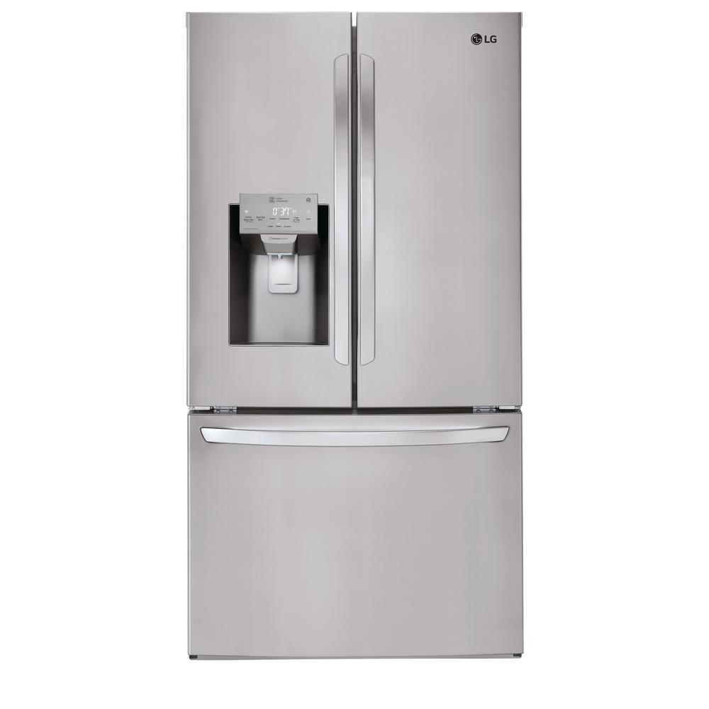 Pin On Lg French Door Refrigerator