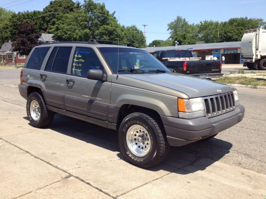 98 jeep grand cherokee estilo